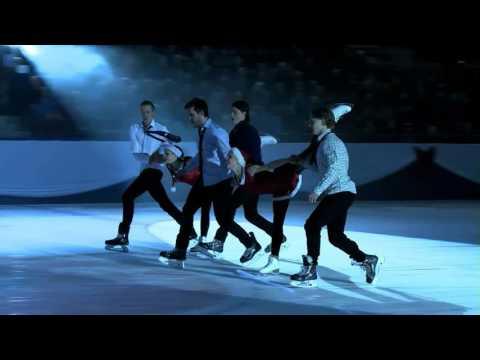 Christmas on Ice Trailer 2015