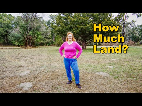 How Much Land Do You Need For A Homestead?