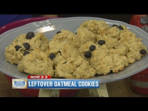Leftover Oatmeal Cookie Recipes