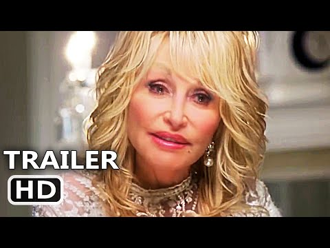 DOLLY PARTON'S CHRISTMAS ON THE SQUARE Trailer (2020) Dolly Parton, Netflix Movie