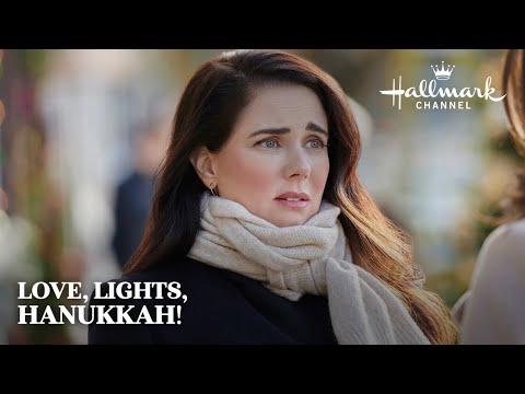 Peppermint Pop Quiz - Love, Lights, Hanukkah! - Hallmark Channel