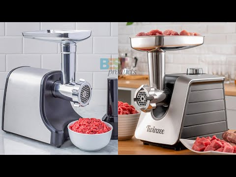 5 Best Meat Grinders You Can Buy In 2021