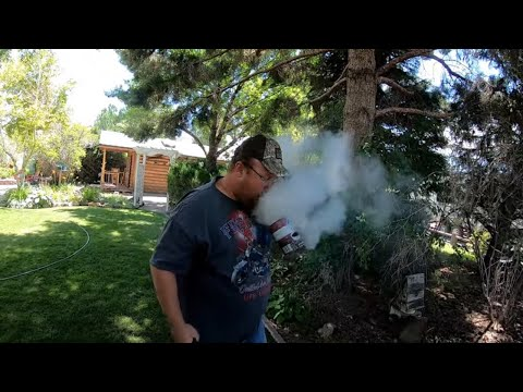 REDNECK BEEKEEPING SMOKER