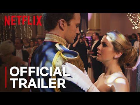 A Christmas Prince | Official Trailer | Netflix