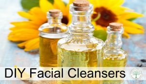 DIY Natural Facial Cleanser