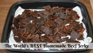 Beef Jerky-Make It At Home (dehydrator or oven)