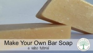 bar soap post