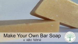 How to Make Hot Process Bar Soap