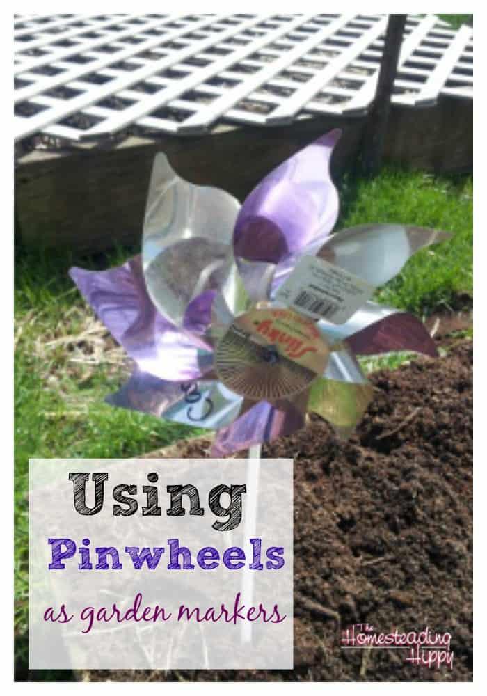 pinwheels-as-garden-markers