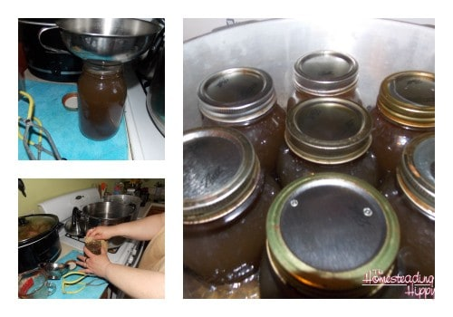 pressure canning chicken broth