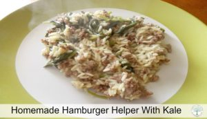 kale hamburger helper post