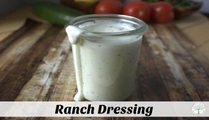 ranch dressing post