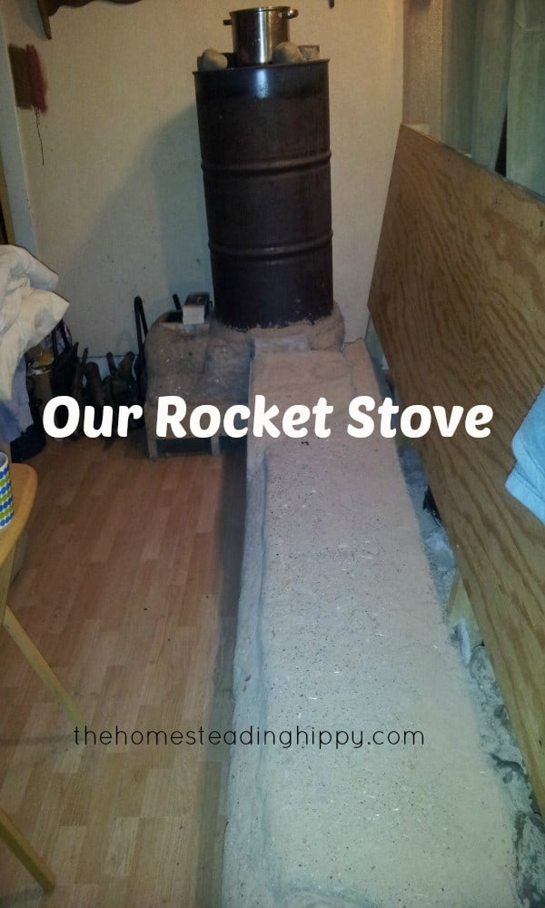 Our Rocket Stove Intro
