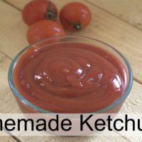 Homemade Lacto Fermented Ketchup Recipe
