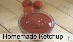 ketchup post