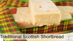 Scottish Shortbread Cookies Recipe {traditional recipe}
