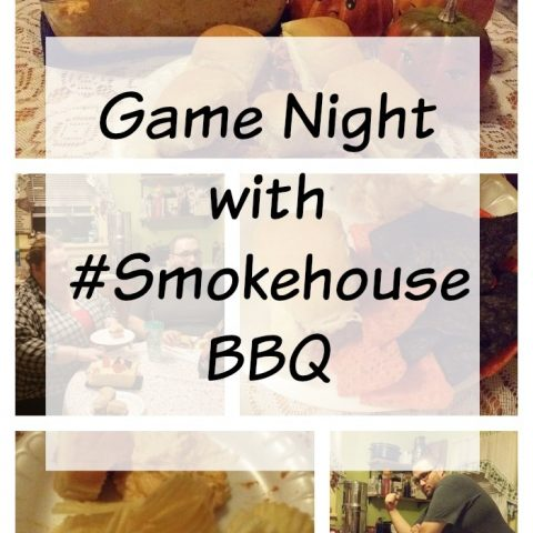 #smokehousebbq is great for game night, fall parties, or anytime!