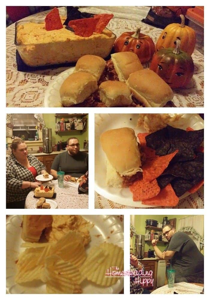 smoukehouse bbq collage