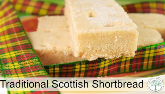 traditional scottish bread post