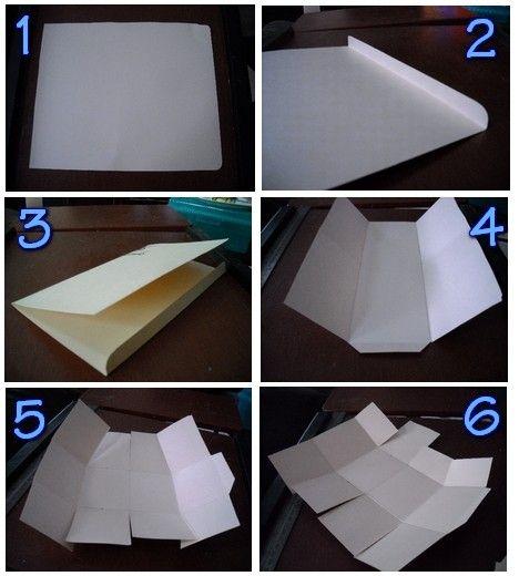 Gift Box steps