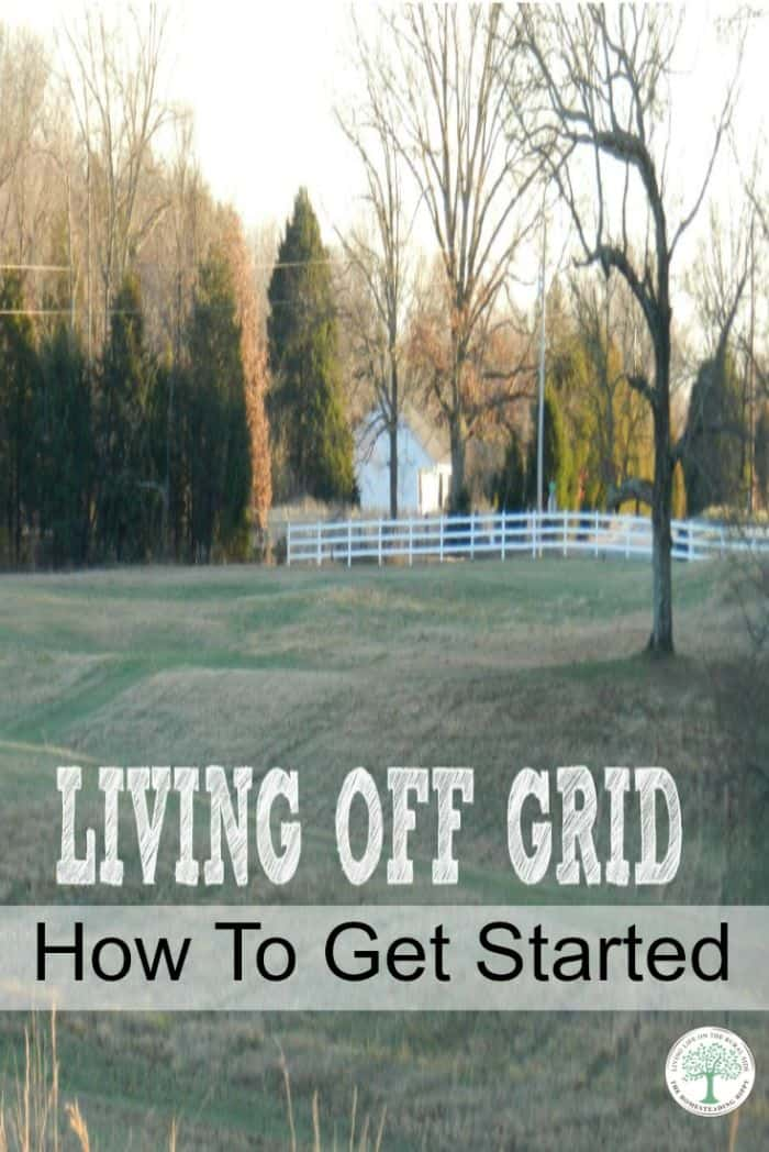 LIVING OFF GRID pinterest