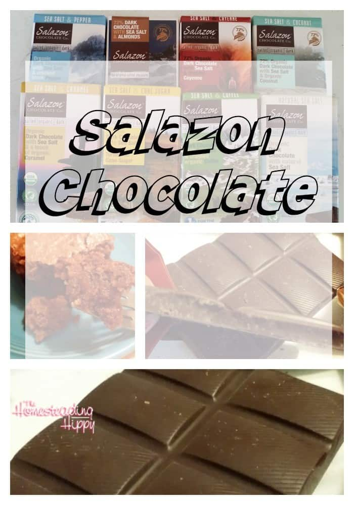 Salazon Chocolate {review and giveaway}