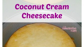 Coconut Butter Mini Cheesecakes