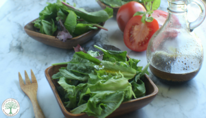 5 Easy to Make Salad Dressings