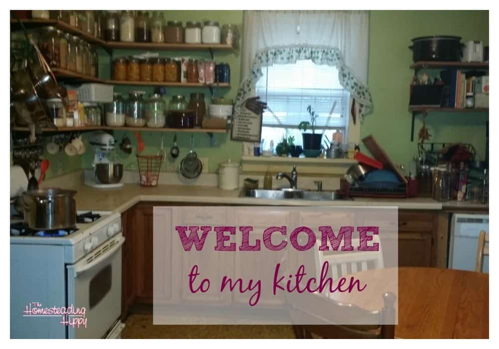 Welcome to My Kitchen