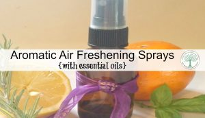 Aromatic Room Sprays