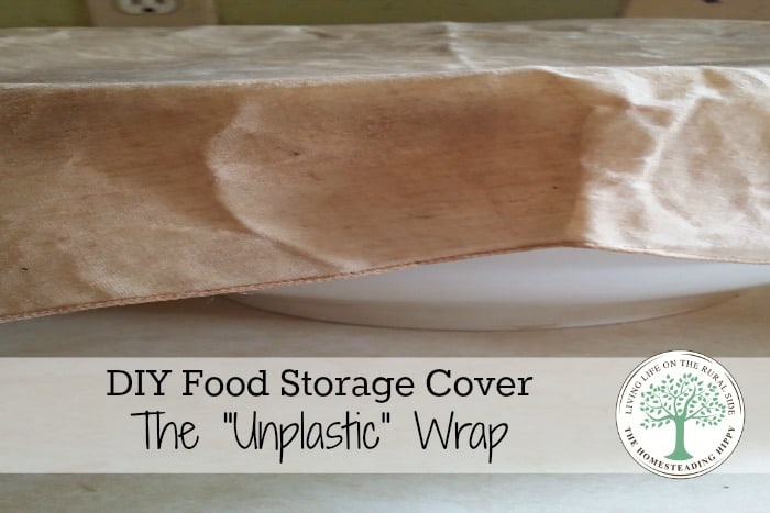 "How to Make Your Own ""UN""  Plastic Wrap"
