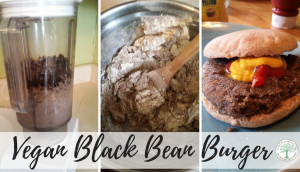 The Best Vegan Black Bean Burger Recipe