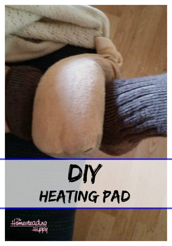diy heating pad