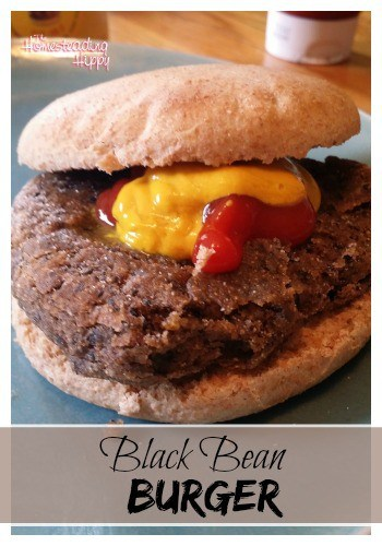 The nutritional  value of beans can't be overstated! Fiber  and protein rich, they make a delicious burger as well!  Check out the black bean burger~TheHomesteadingHippy #homesteadhippy #fromthfarm #recipes #beans