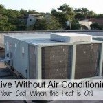 You can learn to live without arctic air in the summer...really! it can save you so much money on your electric bill in the long run, too! Here are some tips to help you keep your cool when the heat is on!