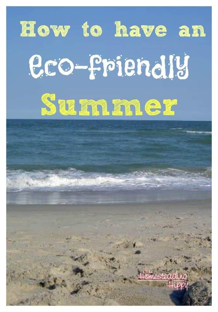 eco-friendly summer