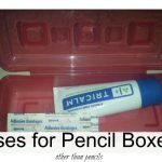 Think pencil boxes are just for school? Think again! They have so many other uses and here are some of my favorites! The HomesteadingHippy