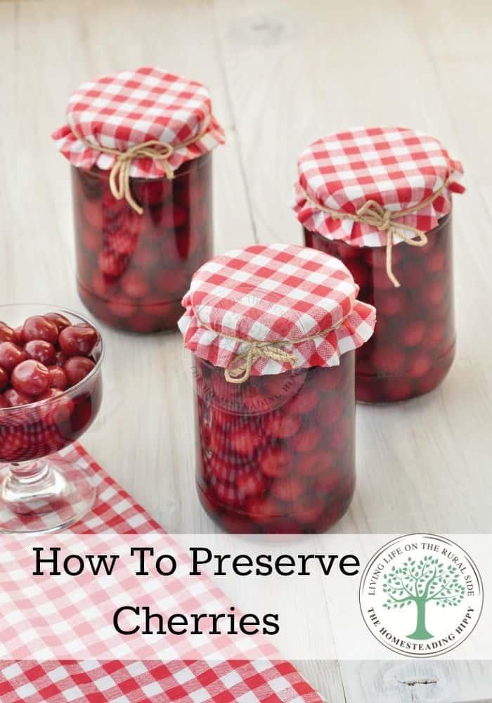 preserve cherries vertical