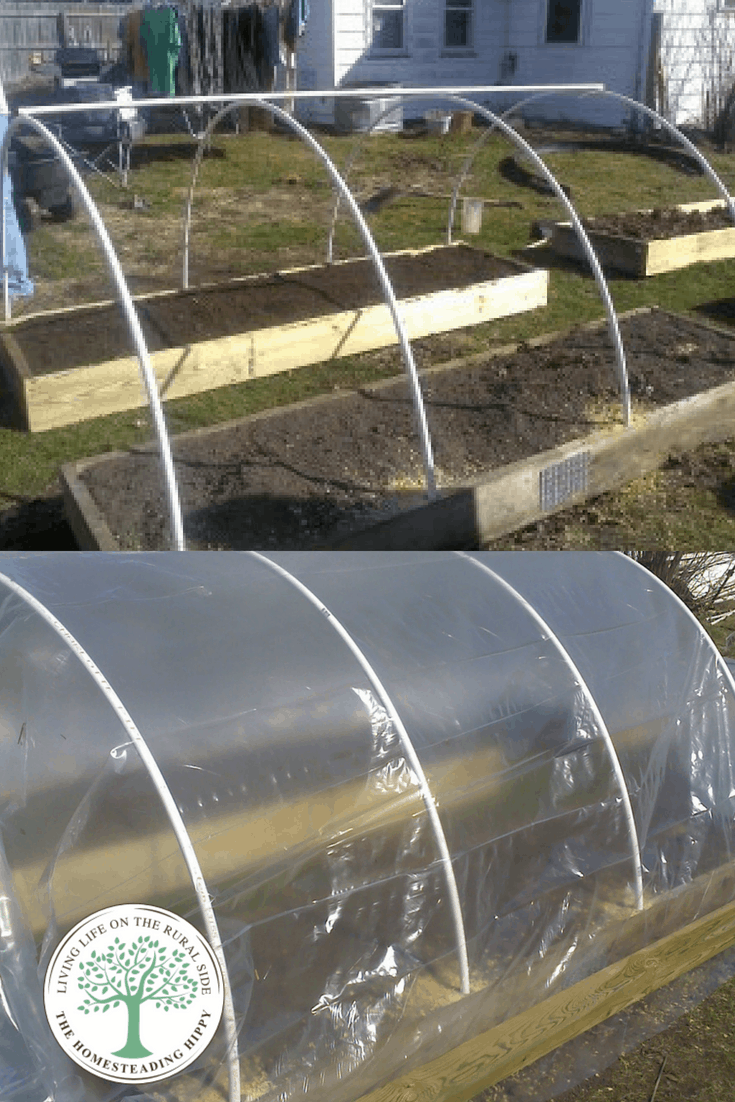 Don't give up on your garden yet.It is still possible to have a great harvest for the rest of the year. You can easily extend your gardening season and grow more veggies longer when you use a hoop house.