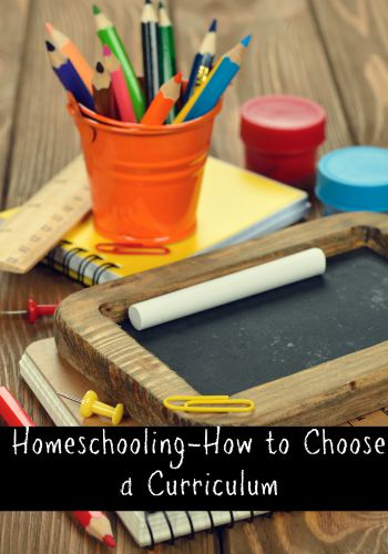 Homeschooling Podcast-Choosing Curriculum