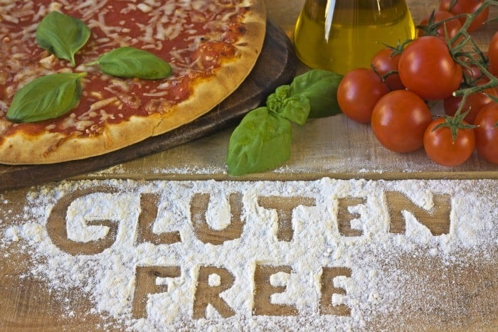 Need to live gluten free?  Here are 50 substitution ideas you can use! The Homesteading Hippy #homesteadhippy #fromthefarm #recipes #glutenfree