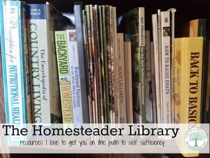 homesteader library horizontal