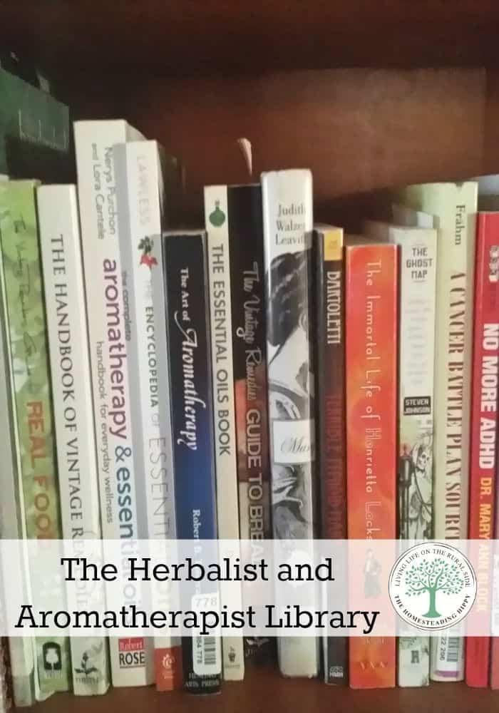 herbalist library vertical