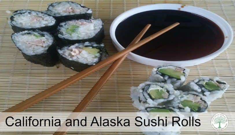 Light and filling, with so many creative varieties, it's no wonder sushi is becoming so popular. Here's how to make a basic roll for yourself at home. The Homesteading Hippy