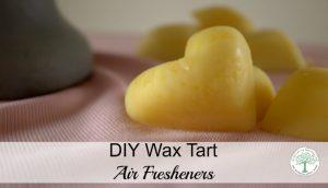 DIY Air Freshener Wax Tarts