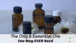 The Only 5 Essential Oils You May Ever Truly Need