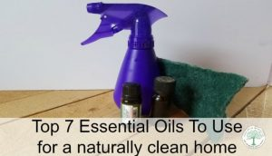 essential oils for cleaning your home post