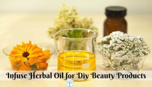 Infuse Herbal Oil For DIY Beauty Products {5 Easy Methods!}