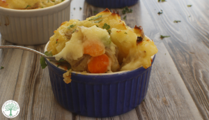 Easy Shepherd's Pie-Traditional With Ground Lamb