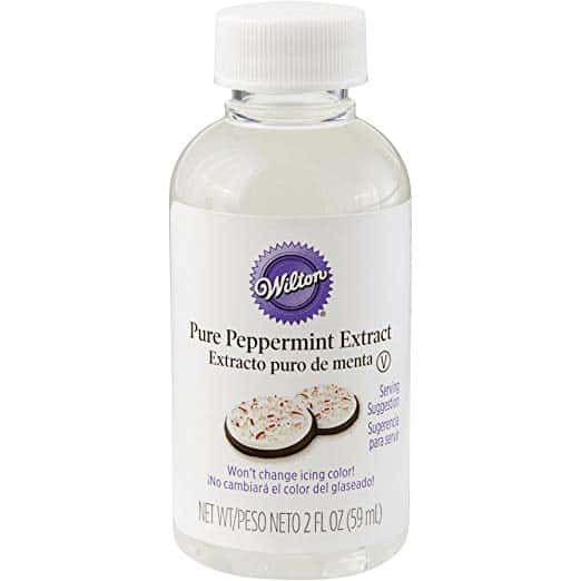 Wilton 604-2281 Pure Peppermint Extract
